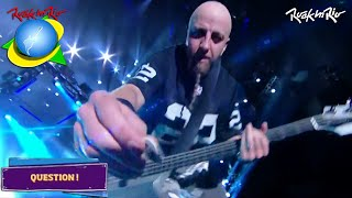 System Of A Down - Question! LIVE【Rock In Rio 2015 | 60fpsᴴᴰ】