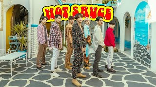Hello, we are Invasion DC from Jakarta, Indonesia! Nex;Us ! is coming back with covering Hot Sauce by NCT Dream, hopefully u guys like it, keep supporting us ...