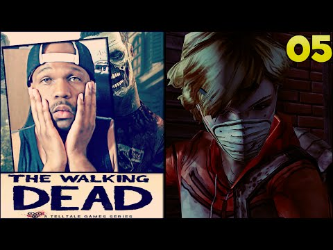The Walking Dead Episode 4 Part 5 - Crawford