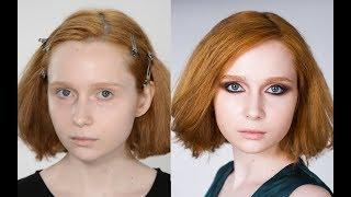 Как сделать вечерний макияж. Видеоурок.