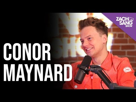 Conor Maynard Talks Hate How Much I Love You, Covers & Auto-Tune