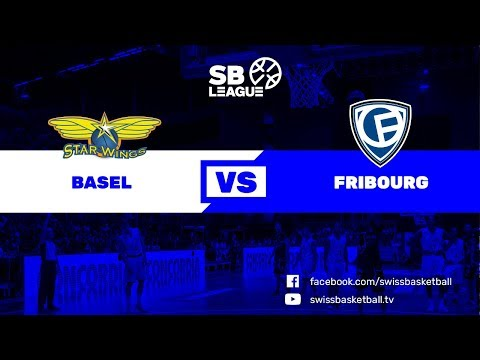 SB League - Day 13: Basel vs. Fribourg