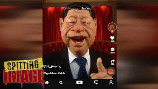 The Jinping Shuffle   Spitting Image
