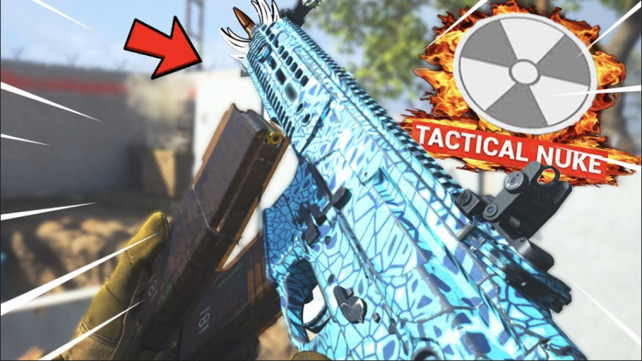 the M13 is INSANE in MODERN WARFARE.. (TACTICAL NUKE) thumbnail