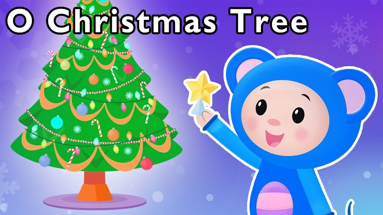 O Christmas Tree and More   HAPPY HOLIDAYS RHME   Baby Songs from Mother Goose Club! - YouTube