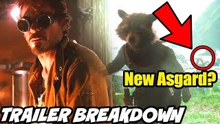 Avengers Endgame Trailer 2 Super Bowl 2nd Breakdown New Asgard Hindi