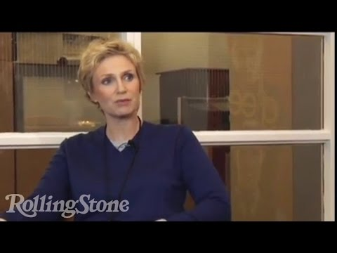 Off the Cuff With Peter Travers: Jane Lynch