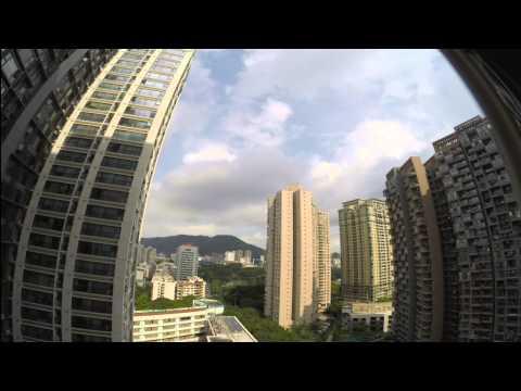 深圳 Shenzhen Shekou sky time lapse