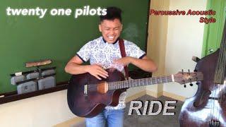 Twenty One Pilots ~ Ride Acoustic Cover
