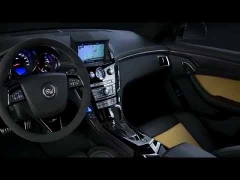Cadillac Cts V Black Diamond Edition Announced