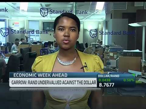 5 November -- Macroeconomic Update with Nomvuyo Guma and Colen Garrow