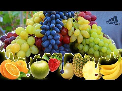 ТОП 12 сортов винограда с необычным вкусом!