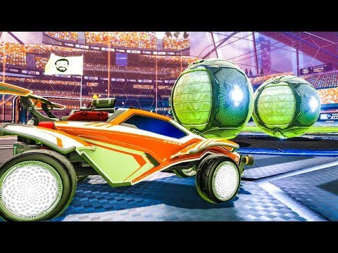 ONE BALL ROCKET LEAGUE WAS NEVER ENOUGH