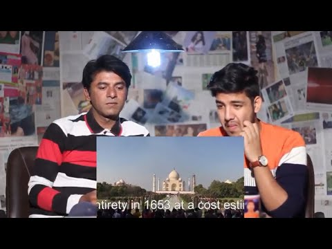 Pakistani Reacts To | India || Taaj Mahal || Debdut Youtube | Reaction Express