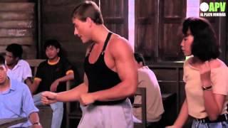 Van Damme Sidra Asgaya, Kickboxer en Versión Asturiana