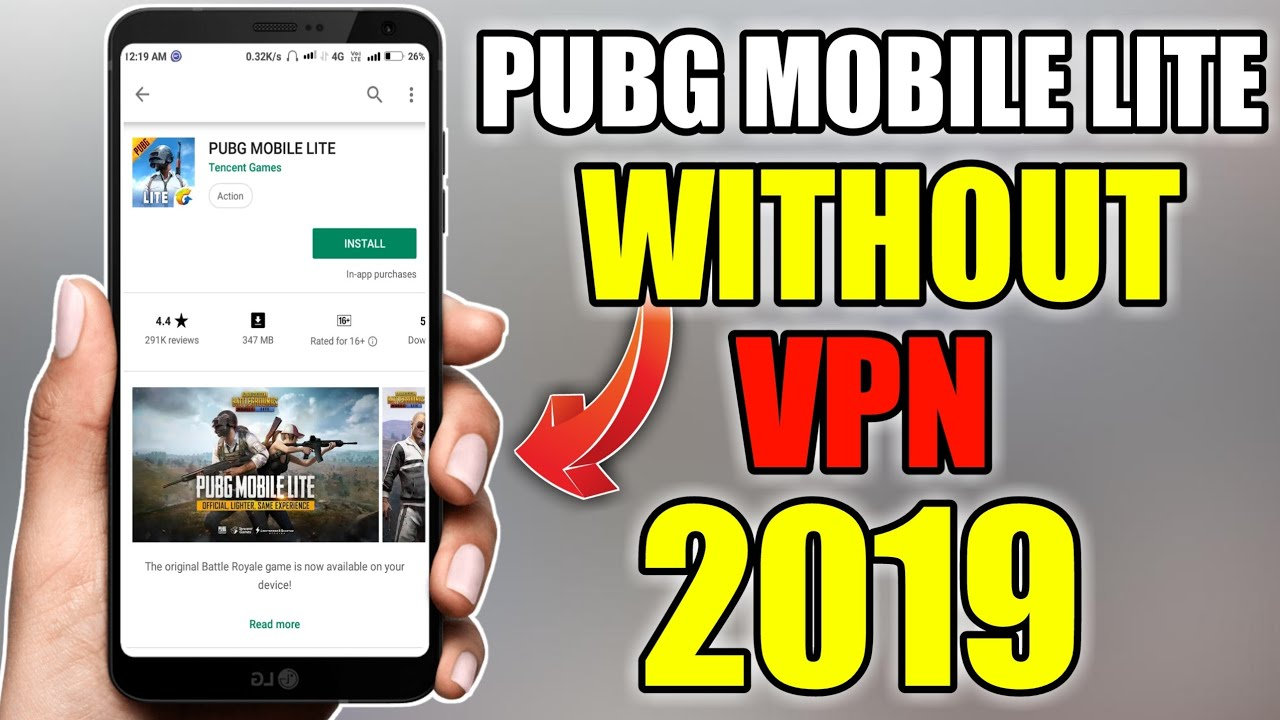PUBG MOBILE LITE Download On Playstore Without Vpn & DNS || Pubg Mobile  Lite In India by PRANAB GAMER