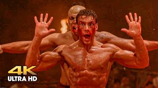 Kurt Sloane (Jean-Claude Van Damme) Vs. Tong Po. Part 2 Of 2. Kickboxer