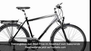Herren Trekkingräder von Winora / Herrenfahrräder Trekkingbikes