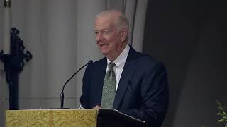 James Baker full speech at George H.W. Bush funeral in Texas