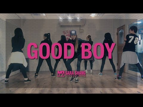 "GD X TAEYANG - ""GOOD BOY"" Dance Practice (Cover By Sara Shang + Super Sweet Students)"