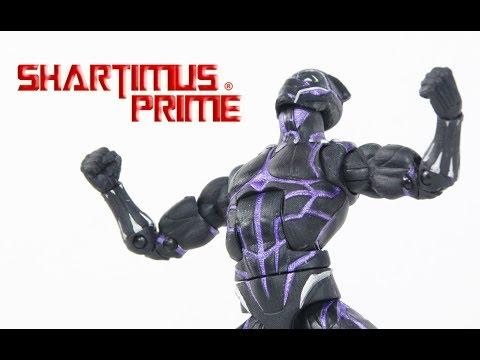 Marvel Legends Black Panther Wave 2 m/'baku Baf Series figura vibranium traje