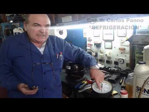 Mi Refrigerador No Enfría Arriba Ni Abajo Reparación Y Puesta En Servicio Video Completo Youtube