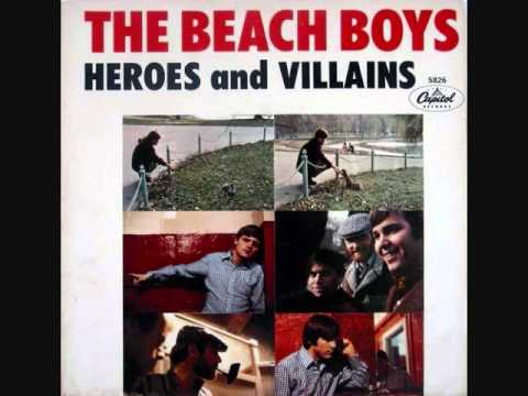 The Beach Boys Heroes And Villains Parts