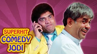 Superhit Comedy Jodi - Paresh Rawal and Johnny Lever - Welcome - Deewane Hue Pagal - Bhagam Bhag