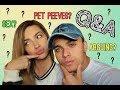 Our Favorite Sex Position?!   COUPLE Q&A