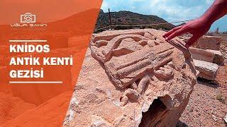 Palamutbükü - Knidos Antik Kenti | Datça Gezisi Vlog #27