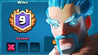ICE WIZARD GETS WINS | Clash Royale | Grand Challenge w/ Ice Wizard