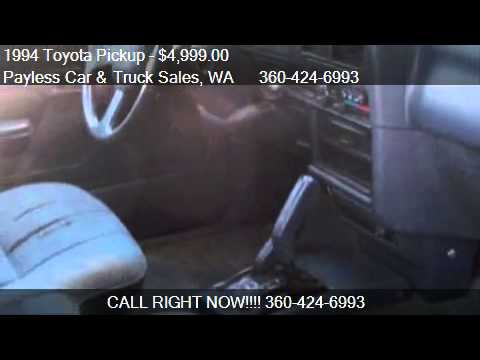 1994 Toyota Pickup Xtra Cab 4x4 - for sale in Mount Vernon,
