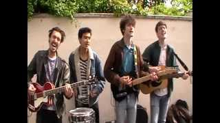 Flyte at Portobello Market 11/05/2013 Slip Slidin