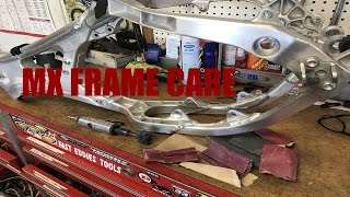 HOW TO MAKE YOUR OLD FRAME LOOK FACTORY!