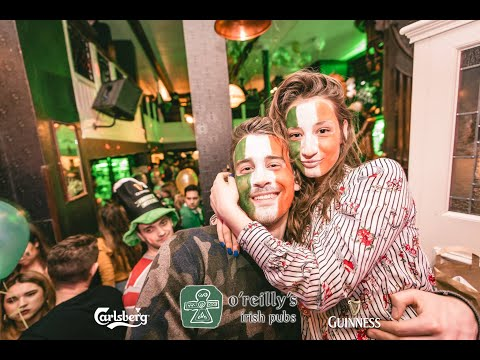 o'reilly's St Patrick's Day 2018 - Aftermovie