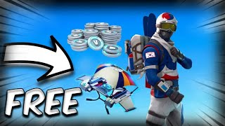 How To Get Alpine Ace (KOR) Skin For Free (Fortnite: Battle Royale)