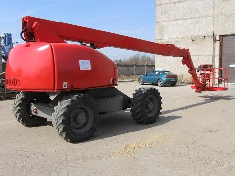 телескопический подъемник Haulotte H23TPX  -  аренда и продажа