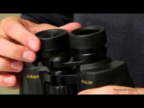 Nikon ACULON A211 10x50 Binoculars - Product Review Video