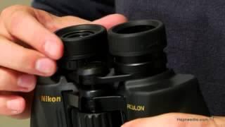 Nikon ACULON A211 10x50 Binoculars - Product Review Video