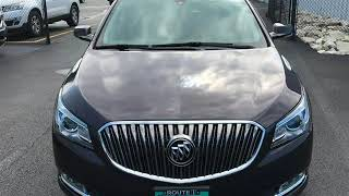 2014 Buick LaCrosse Leather Used Cars - Dyer,IN - 2018-03-23