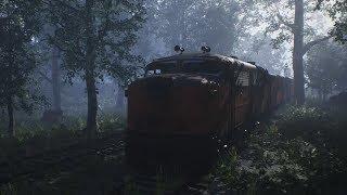 ☑️ Abandoned Train (Speed Level Design / Unreal Engine 4)