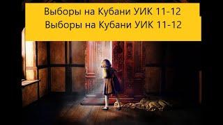 УИК 11-12. Дверь - секрет успеха выборов на Кубани!