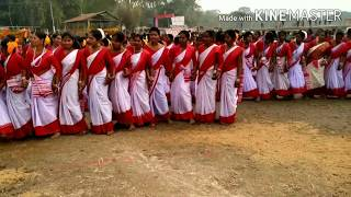 21st Tri -Annual conference /Assam kurmi Samaj//Jhumur Dance Performance