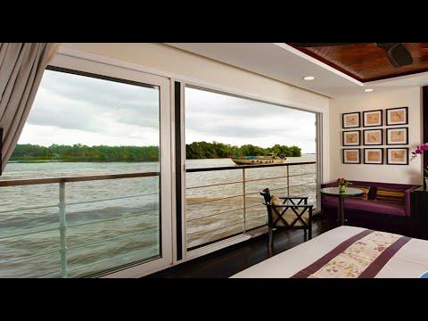 Avalon Saigon River Cruise Ship For The Mekong