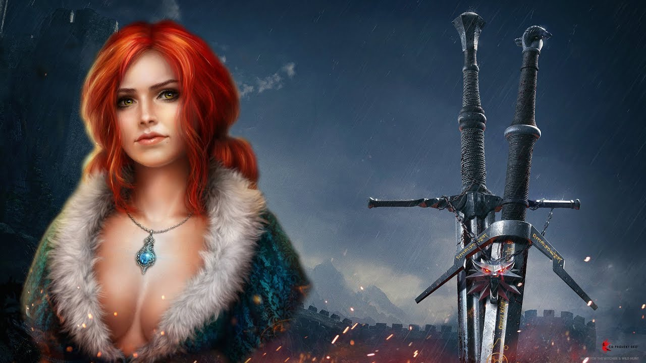 The Witcher 1 - Triss la michto !