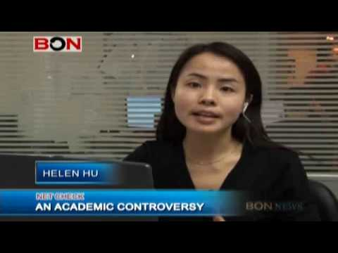 An Academic Controversy
