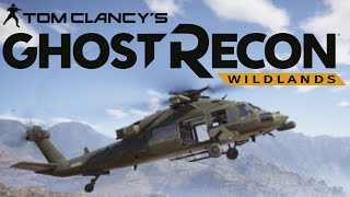 Ghost Recon Wildlands Gameplay - Co-op Mission
