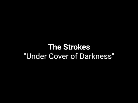 "The Strokes ""Under Cover of Darkness"" (Karaoke)"