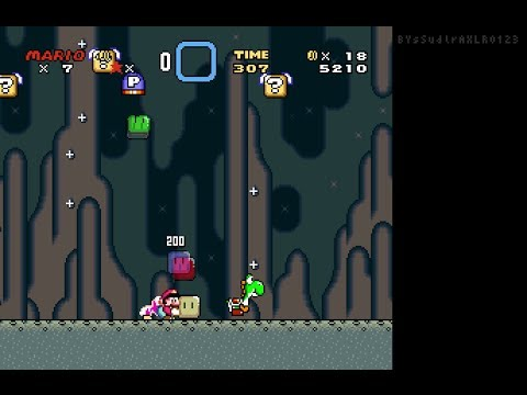 "[TAS] Super Mario World ""Arbitrary Code Execution"" in 02:25.19 by Masterjun"