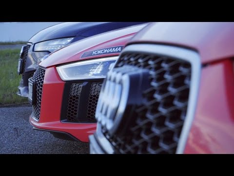 Audi Sport Day. Ауди Центр Север! Тизер от профессионалов из play_media